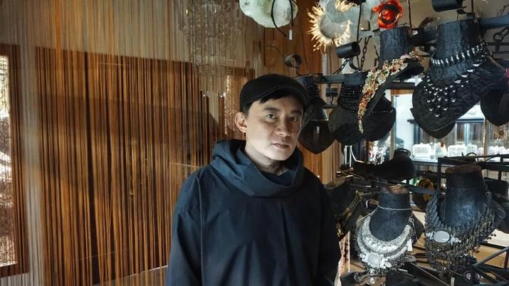 Rinaldy Yunardi: Madonna Jatuh Cinta dengan Karya Saya