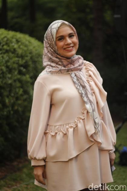 Foto: Gaya Hijab Revalina Hingga Nycta Gina Saat Buka Puasa Bersama
