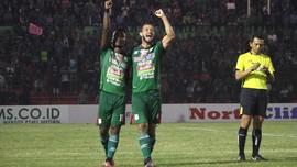 PSMS Menang 2-0 Atas Arema FC