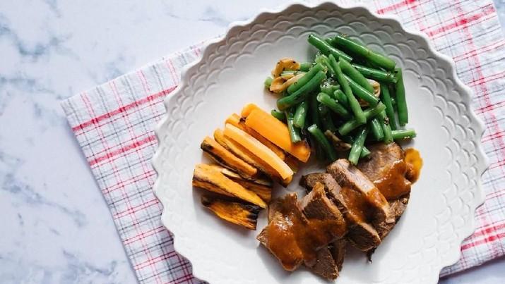catering diet menu clean cookery