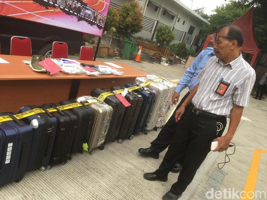 Berita Heboh: Wanita Ngaku Teman Teroris, Pencuri Koper di Bandara