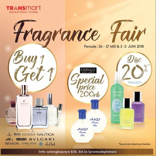 Beli 1 Gratis 1 Parfum Sampai Diskon Kosmetik Ramaikan Akhir Pekan