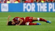Timnas Mesir Optimistis Salah Bisa Tampil di Piala Dunia 2018