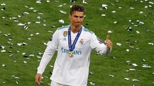 Transfer CR7 Bawa Perubahan ke Gim FIFA 19