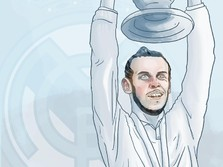 Real Madrid Juara Liga Champions, UEFA Beri Hadiah Rp 1,49 T