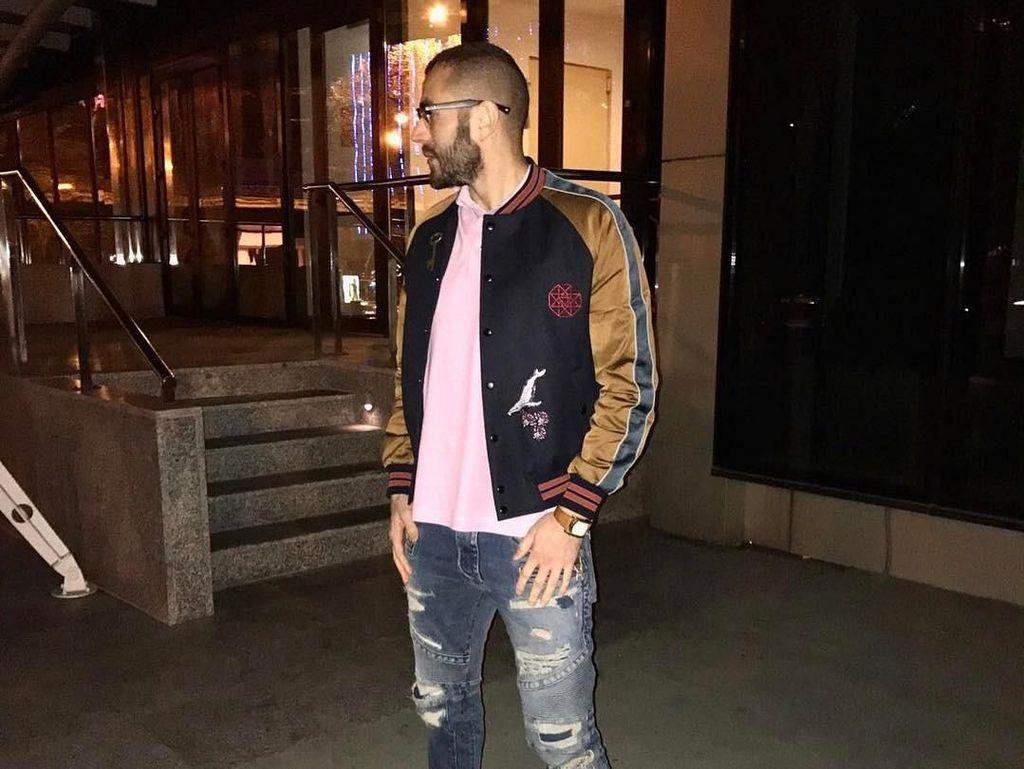 Gaya Mewah Karim Benzema, Pencetak Gol di Final Liga Champions