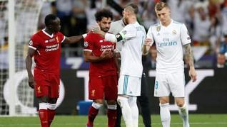 Ramos Membuat Salah Sakit, Khawatir, dan Marah