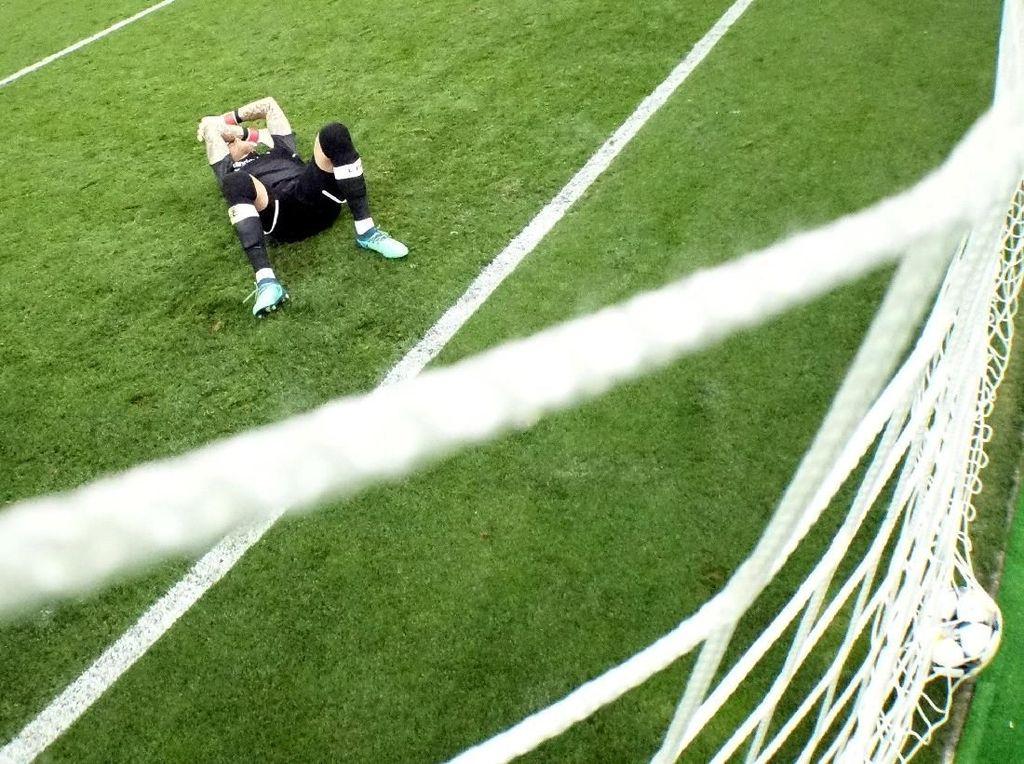 Foto: Blunder Loris Karius di Final Liga Champions 2018