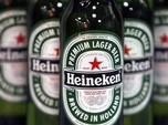 Tiru Ronaldo, Begini Dampak Ulah Pogba ke Saham Heineken