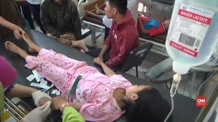 Puluhan Pelajar SD di Sukabumi Keracunan Bubur Ayam Progras