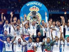 Piala Dunia Antarklub Diperluas, Ujung-ujungnya Duit?