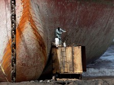 Potensi Menjanjikan, Steadfast Marine Buka Bengkel Kapal