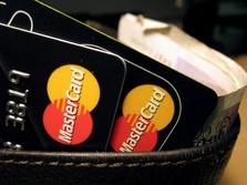 Mastercard Siapkan Kartu Kredit dengan Sensor Sidik Jari
