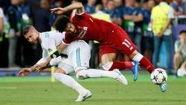 Melalui Petisi, Fan Ingin UEFA dan FIFA Hukum Sergio Ramos
