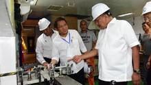 Kominfo Pastikan Palapa Ring Tengah Rampung September 2018