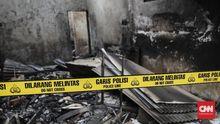 Indekos Terbakar di Surabaya, 8 Orang Tewas