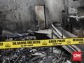 Kebakaran Pasar Gedebage Diduga dari Pembakaran Sampah
