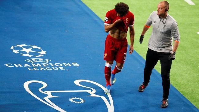 Liverpool Kirim Bantuan untuk Salah di Piala Dunia 2018