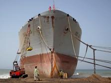 Rupiah Lemah dan Bunga Naik Bikin Sektor Pelayaran Menderita