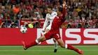 Babak Pertama: Real Madrid vs Liverpool Masih Imbang