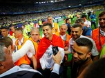Buntut Protes Catalunya Merdeka, Laga Barca vs Madrid Ditunda