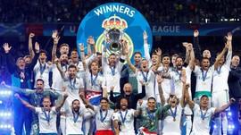 Dikaitkan Kasus Ronaldo, Real Madrid Tuntut Media Portugal