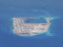 TNI AU Soroti Eskalasi AS Vs China di Laut China Selatan