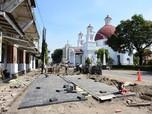 Mengubah Wajah Kota Lama Semarang Jadi Destinasi Wisata