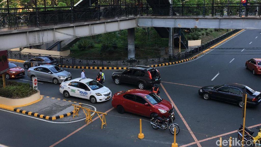Macet Mirip Jakarta, Waktu Tempuh di Filipina Juga Pakai Estimasi