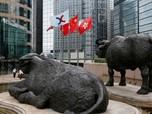 Kinerja Emiten Bagus, Bursa Hong Kong Dibuka Naik 0,8%