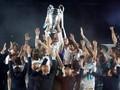 FOTO: Pesta Real Madrid Juara Liga Champions 2018