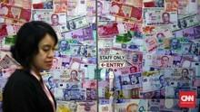 Dolar AS Tertekan, Rupiah Terangkat Naik ke Posisi Rp14.086