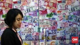 Dolar AS Lesu, Rupiah Ditutup Menguat ke level Rp14.378