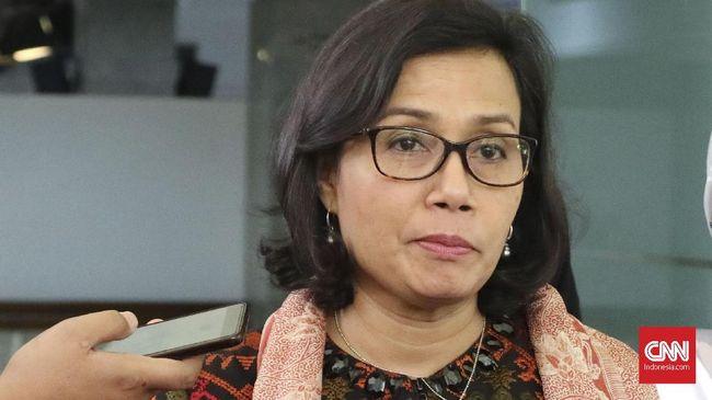 Sri Mulyani Cairkan Anggaran Bencana Alam Rp2,1 Triliun
