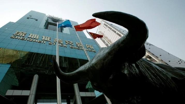Harga Minyak Turun, Bursa Hong Kong Ikut Terseret