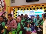 Ramainya Kedai Anak dan Menantu Presiden Jokowi di Medan