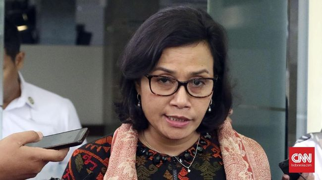 Sri Mulyani Bakal Cairkan Rp5 T Tambal Defisit BPJS Kesehatan
