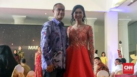 Duka Dunia Mode Indonesia atas Berpulangnya Marga Alam
