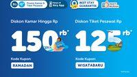 promo airy ini bikin liburan lebih murah di bulan ramadan rh cnnindonesia com Traveloka Tiket Pesawat Murah Harga Tiket Pesawat