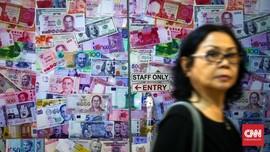 Sentimen Perang Dagang Angkat Rupiah ke Rp14.230 per Dolar AS