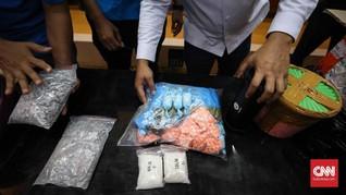 Bawa Narkotika, Peserta SOTR Diamankan Polres Jaksel