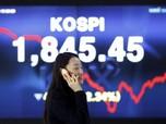 Dipicu Krisis Politik Italia, Bursa Saham Asia Anjlok