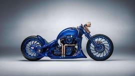 Harley-Davidson Berhias Berlian Ditaksir Rp25 Miliar