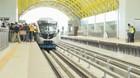 Uji Dinamis LRT Palembang