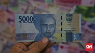 Sentimen Eropa Bikin Rupiah Melemah ke Rp13.932 per Dolar AS