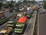 Mahal, Pengusaha Truk Minta Tarif Tol Trans Jawa Turun 20%
