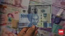 Dibuka Rp14.107 per Dolar AS, Rupiah Bakal Betah Melemah