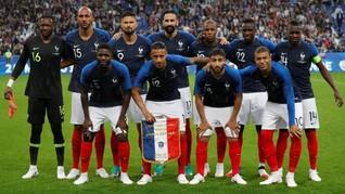 Timnas Prancis Akhirnya Tanpa Pemain Arsenal di Piala Dunia
