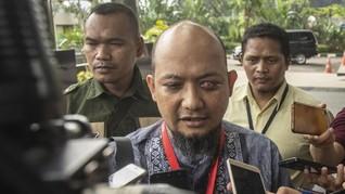 KPK Minta Izin DPR Gunakan Anggaran untuk Pengobatan Novel