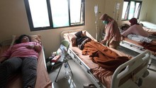 Polisi Bentuk Tim Selidiki Keracunan 254 Warga Kapuas